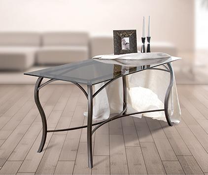 Tavolo da interni CARAVAGGIO - tavoli ferro battuto